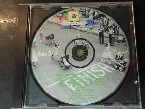 Microsoft Windows ME (Millenium) Beta 3 - Rare