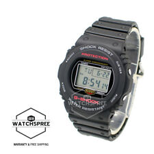 Casio G-Shock Standard Digital Back-to-basics Watch DW5750E-1D AU FAST & FREE
