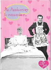 I Love Lucy An Anniversary to Remember Anniversary Card