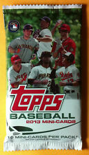 2013 Topps On-Line Exclusive MINI-Card Pack (Yasiel Puig Mike Trout Auto Jeter)?
