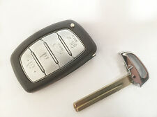 4 button hyundai car key smart card ix35 smart card sonata smart remote key