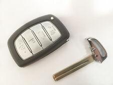4 button hyundai car key smart card ix35 smart card sonata smart remote key