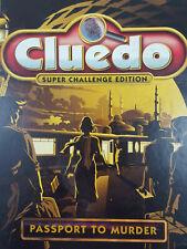 CLUEDO édition 2000 Pièces De Remplacement Pièces De Rechange