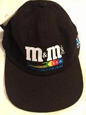 1999 M&M's Team Racing Cap Hat Black Nascar #36 Ken Schrader Vintage NWT