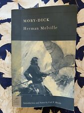 MOBY DICK  -  Herman Melville [Barnes & Noble Classics Series]