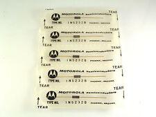 Motorola 1N5232B 5.6V 500mW Glass Zener Voltage Regulator Diode 5 Pieces OMA71