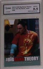 BIG BANG THEORY 2012 CZE NOW GET MY BACK JACK #48 NM-MT+8.5 BY GMA!