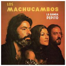 CD Los Machucambos : La Bamba & Pepito