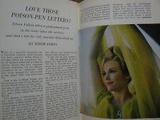 1965 TV Guide(EILEEN FULTON/MEL BLANC/PATRICIA BLAIR/ROBERT PRESTON/DANIEL BOONE