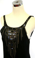 NWT BCBG MAX AZRIA $548 Black Prom Evening Ball Gown 10