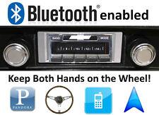 Bluetooth Enabled '69-72 Chevelle Malibu 300 watt AM FM Stereo Radio USB, iPod
