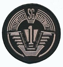 Stargate Star gate SG-1 Project Earth Atlantis U.S.S. Odyssey 3.5 HOOK Patch