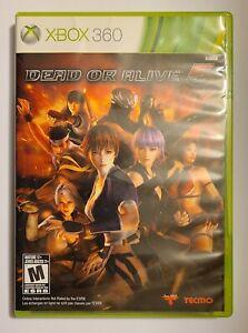 Dead or Alive 5 (Microsoft Xbox 360, 2012)