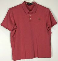 mens ralph lauren polo shirt Large short sleeve