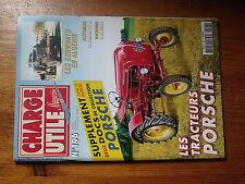 $$v Revue Charge Utile magazine N°196 Porsche  Kenworth Algerie  Somua OP 5