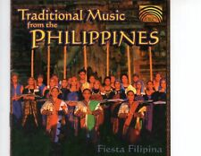 CD FIESTA FILIPINA	traditional music form the Phileppines	NEAR MINT (R0222)