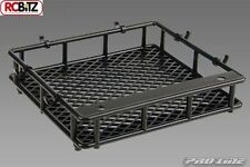 Pro-Line Scale Accessories ROOF Luggage storage RACK PL6064-00 Black plastic
