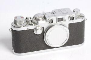 Leica IIIF Gehäuse Body No 626266