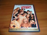 American Pie (DVD, 1999, Widescreen)  Jason Biggs Used
