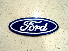 Ford Patches Car Logo Embroidered Cloth Applique Badge Iron Sew On