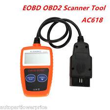 AC618 OBD2 EOBD Scan Car Fault Code Reader Scanner Diagnostic Tool Diagnostic