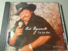 Kid Dynamite - I'm the Man CD Rare BLUES