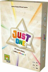 Just One Board Game - Brand New and Sealed - Award Winning Game