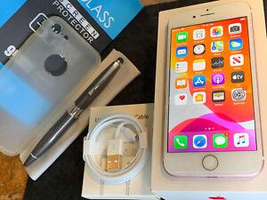Apple iPhone 7 (32gb) Verizon Unlocked (A1660) Rose Gold: Apple-Care {iOS13}86%