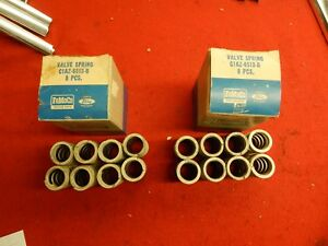 Set of 16 NOS 61 62 63 64 Ford Galaxie 500 500 XL 390 Valve Springs #C1AZ-6513-B