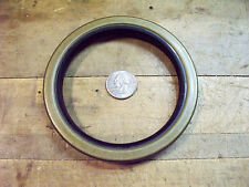 Rotary grease oil wheel bearing seal 4 17/32 x3 1/2 x 1/2 Hyster freudenberg NOK