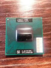 Intel Core 2 Duo Mobile T7800 2.6 GHz Dual-Core Socket P (mPGA478MN) 478-pin