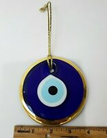 Fish+House+Hamsa PRICE DROPPED 3 Big Size Nazar Evil Eye Wall Hanging Ornament