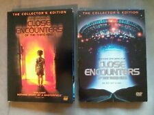 New listing Close Encounters of the Third Kind Collector's Edition 2 Dvd set