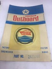 Chrysler Outboard Piston Rings - 2A25260