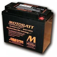 Motobatt Battery MBTX20UHD Harley Davidson XL 1200 C Sportster Custom 1997/99
