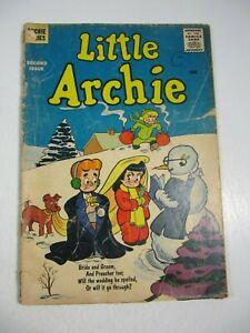 Little Archie Comic Book #2 (Archie comic 1956) FAIR/GOOD 1.5