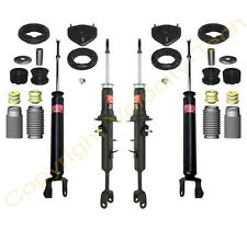 KYB 4 EXCEL-G GAS SHOCKS fits 03-05 350Z 03-06 G35 FULL SET WITH BOOTS & MOUNTS
