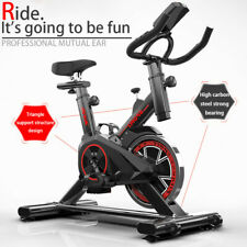 New listing Exercise Bike Stationary Cycling Home Gym Cardio Fitness Indoor Workout BicycleS