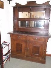 Oak Edwardian Sideboards (1901-1910)