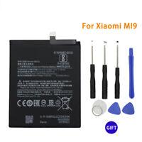 XIAOMI MI9 Original 3200mAh High Capacity Replacement Battery BM3L + Tools New