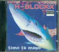 H-Blockx - Time To Move Cd Ottimo
