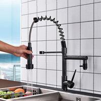 Küchenarmatur Mit Brause Ausziehbar Mischbatterien Küche Einhandmischer 360° DHL