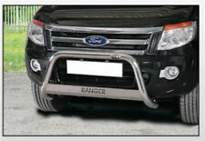 FORD RANGER 2012/16 BULL BAR MIRROR INOX 60 LUCIDO C/SCRITTA