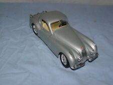 Jouet Burago: voiture Jaguar XX120 (1948), échelle 1/24è