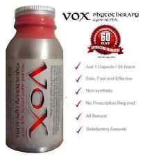 VOX Phytotherapy Herbal V Sex Enhancer Penis Enlargement Pills (24 Caps)