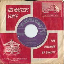 """Jean-Claude Pascal """"Nous les amoureux""""  Eurovision Luxemburg 1961 Dutch pressing"""