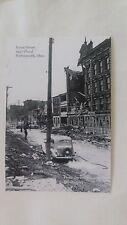 NEW POSTCARD PORTSMOUTH HOTEL FALLS , 1937 FLOOD FRONT ST. PORTSMOUTH, OHIO