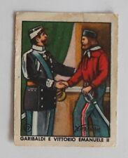FIGURINA 67 - GARIBALDI E VITTORIO II - EPOPEA GARIBALDINA - FERRERO ALBA