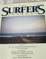 """Vintage """"The Surfer's Journal"""" Vol 8 # 1 Spring 1999* Collector's Magazine"""