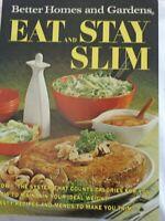 Eat & Say Slim by Better Homes & Gardens 1968 Magazine (#3905)